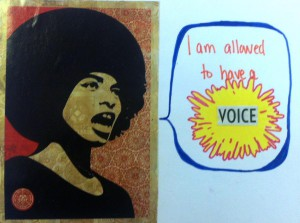 Allowed to Have a Voice